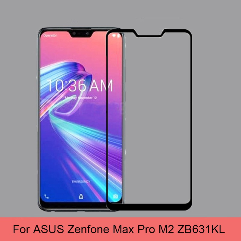 ASUS Zenfone Max Pro M2 Full Glass Screen Protector