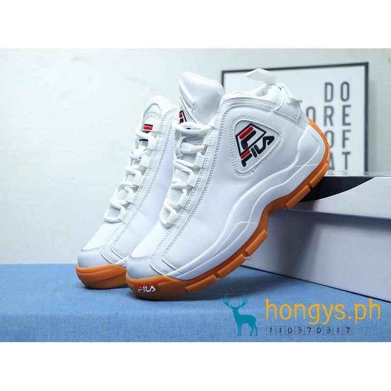 96 Shoes The Fila Basketball 40 High X Snipes Hill Bangs lTcK1FJ3