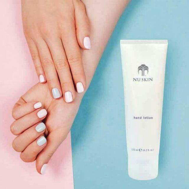 nu skin hand lotion