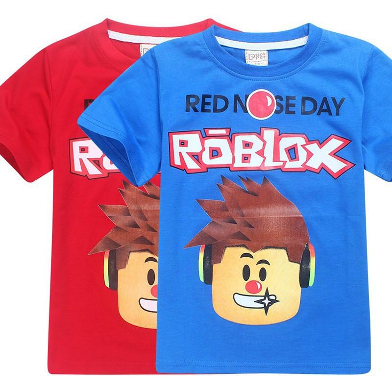 92c20c993170e6 Roblox Girls Boys Red Noze Day Costume Children Hoodies