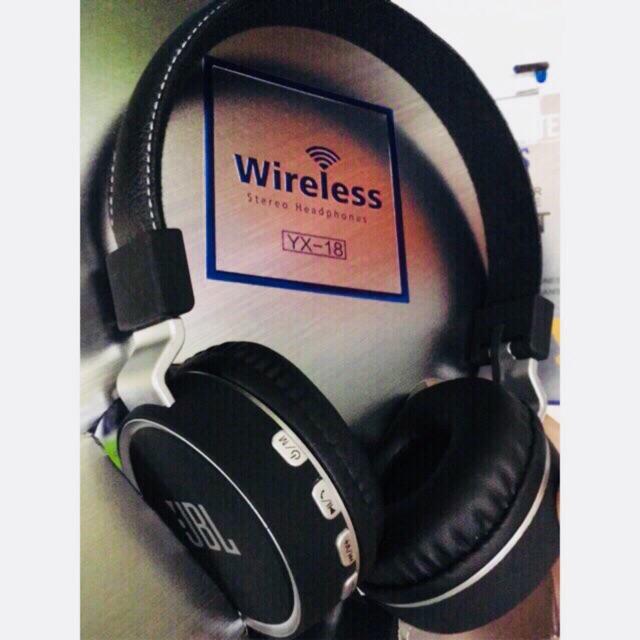 d2692f75a61 JBL Bluetooth Headphones WS-991 | Shopee Philippines
