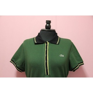 c265dfc338 LACOSTE SNAP BUTTONS FOR WOMEN - POLO SHIRT FOR WOMEN | Shopee ...