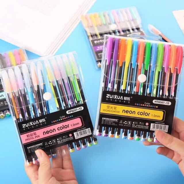 JX ZUIXUA 12 mm pen(4 kind pens)