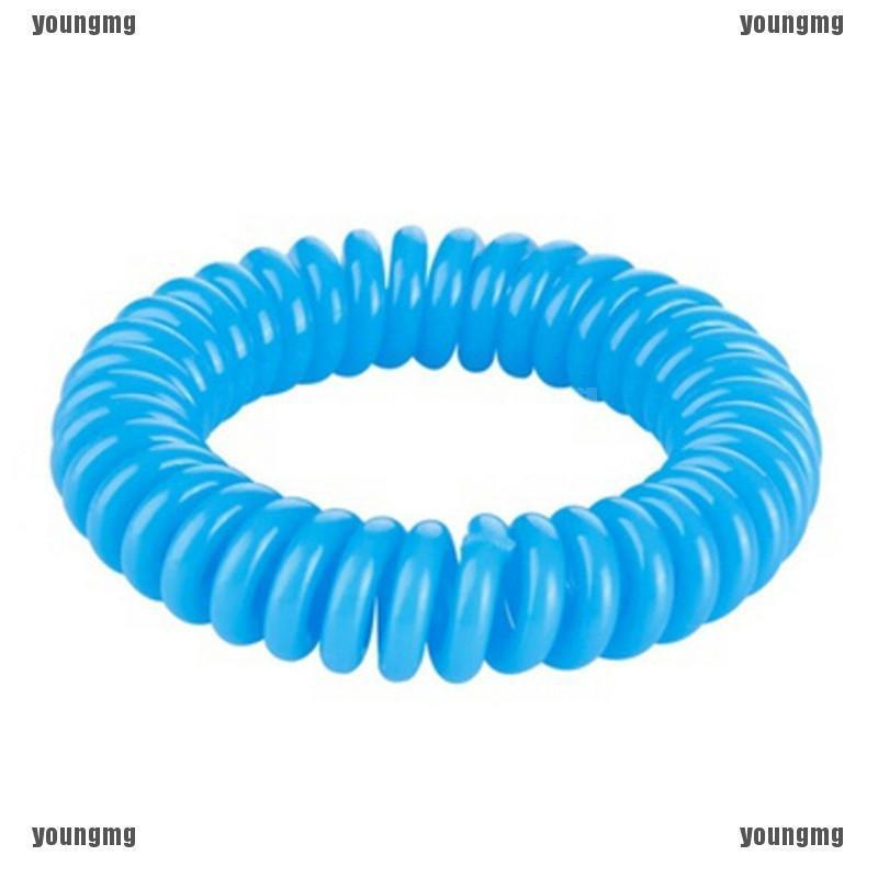 5PCS Anti-mosquito Silicone Bracelet Band Mosquito Repellent Wristband For Kid