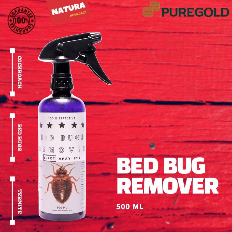 Bedbug Killer 100 Ml 100 Ml 100 Effective Bedbugs Spray Shopee Philippines