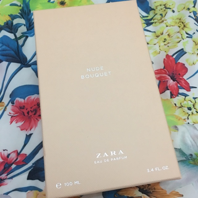 Authentic Zara Nude Bouquet Eau De Parfum Repriced Shopee