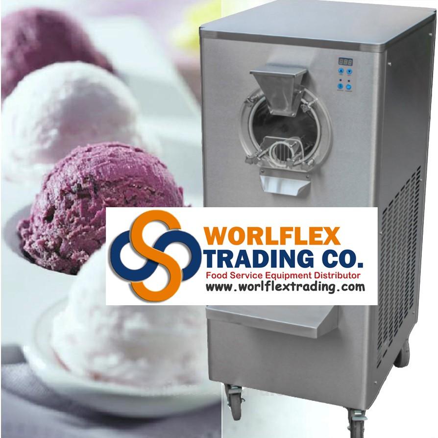 27L Hard Ice Cream Machine or Gelato Ice Cream Machine