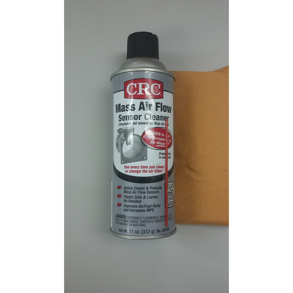 CRC MAF Sensor Cleaner