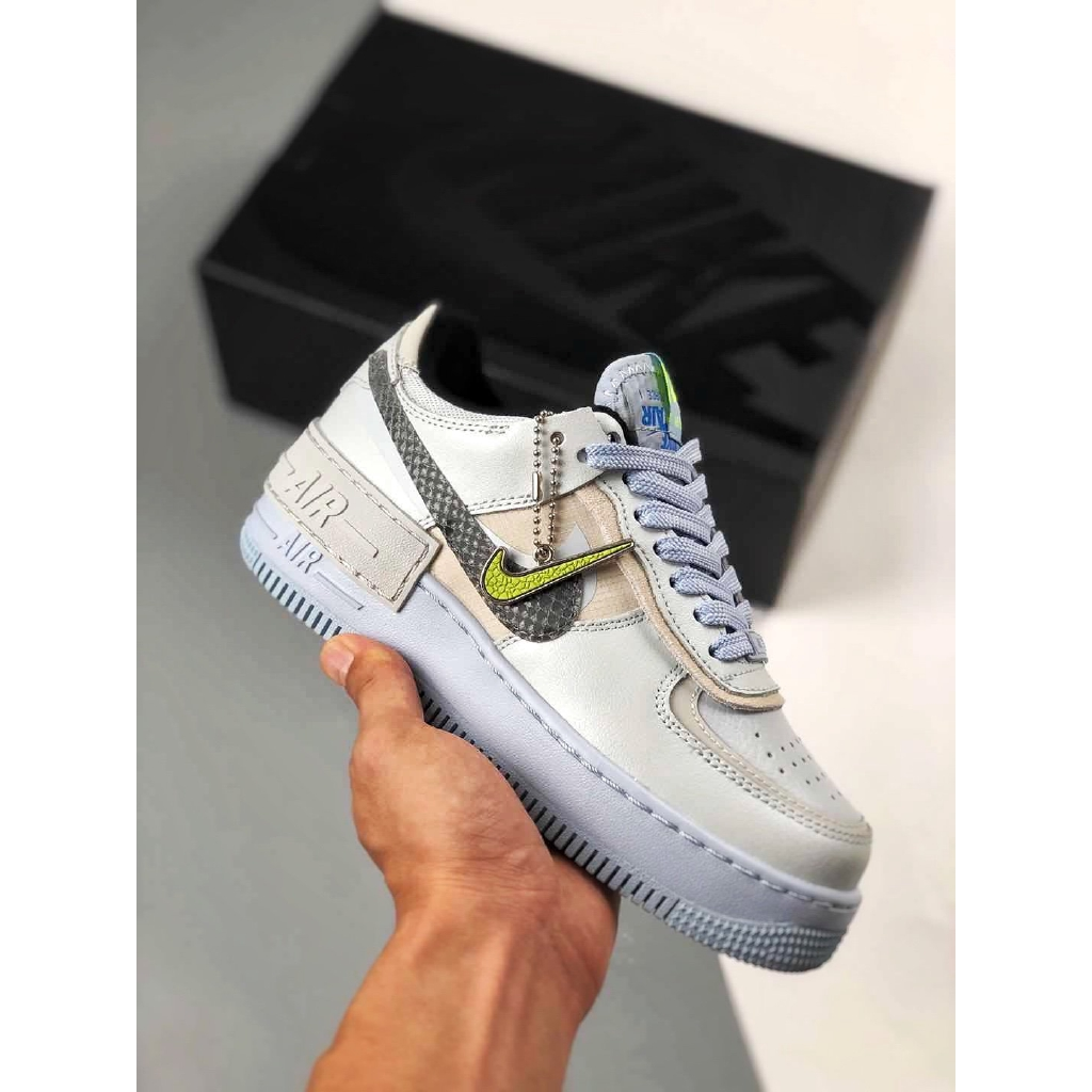 Original Nike Air Force 1 Shadow Sneakers Shoes For Women Shoes Shopee Philippines Nike air force 1 shadow review + on feet. shopee