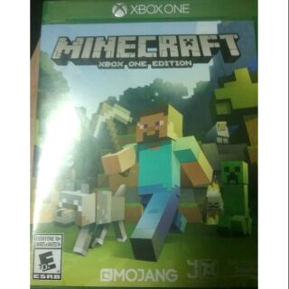 Xbox one minecraft xbox one edition | Shopee Philippines
