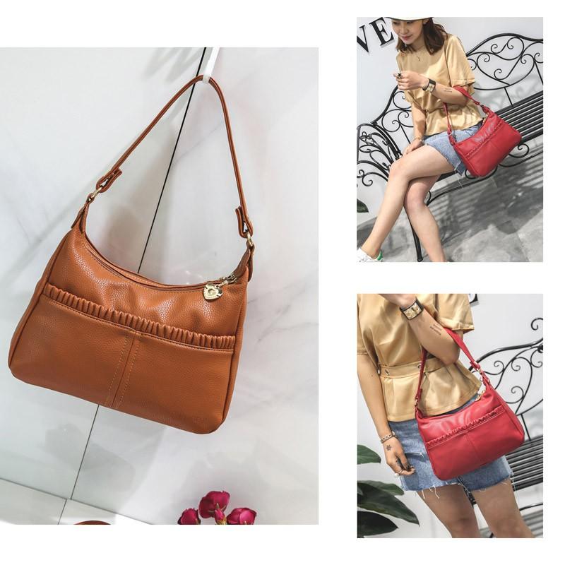 b4e94fe1fb3 Fashion bags handbag Inclined shoulder Ladies Bags 2in1 Use