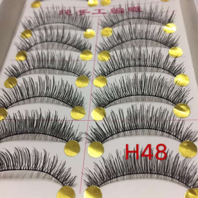 106c3db9ab8 4PCS/SET Women Fashion Eyelash Eye Makeup   Shopee Philippines