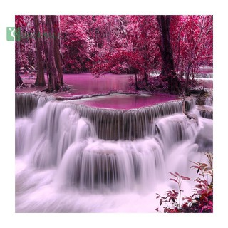 606a5de089 §⋛DMღ☭Waterfall 5D Full Drill Diamond Painting Embroidery DIY Cross Stitch  Gifts Wall Art ღღ | Shopee Philippines