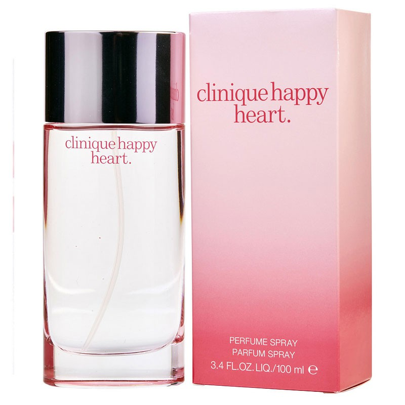 Us For Heart Perfume Happy Tester Women Clinique I7bfyvY6g
