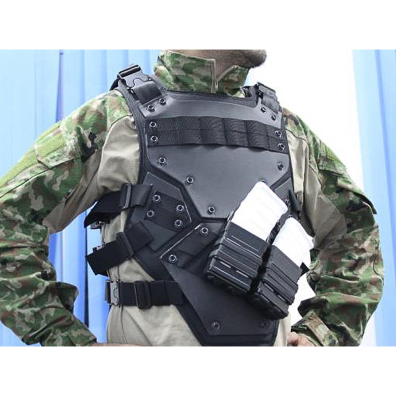 Fma Heavy Duty Tactical Durable Hanger For Swat Police Plate Carrier Combat Vest