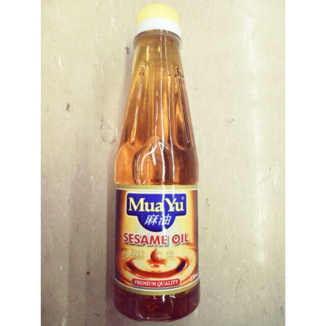 Mua Yu Sesame Oil 330ml