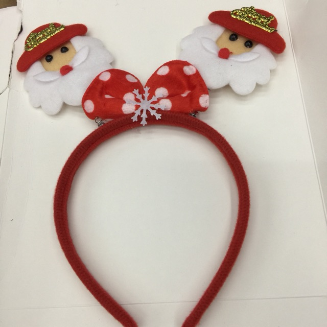Christmas Headband Craft.Christmas Adult Children Christmas Headband Cod