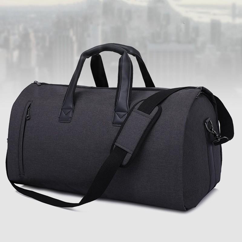 Travel Luggage Duffle Bag Lightweight Portable Handbag Carp Pattern Large Capacity Waterproof Foldable Storage Tote