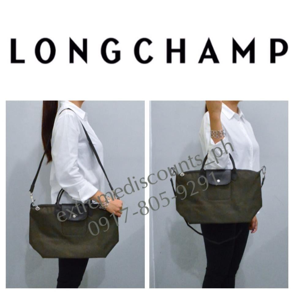 Longchamp Neo Medium Handbag Msh Shopee Philippines Quadry Bag