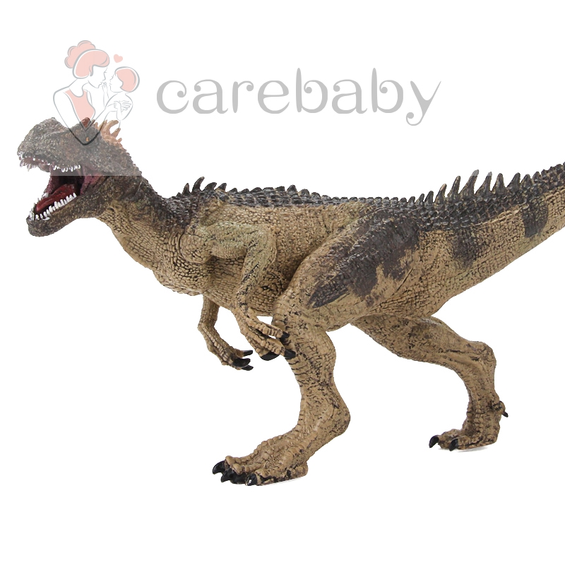 Allosaurus Dinosaur Toy Figure Educational Toy Christmas Gift for Boy Kids