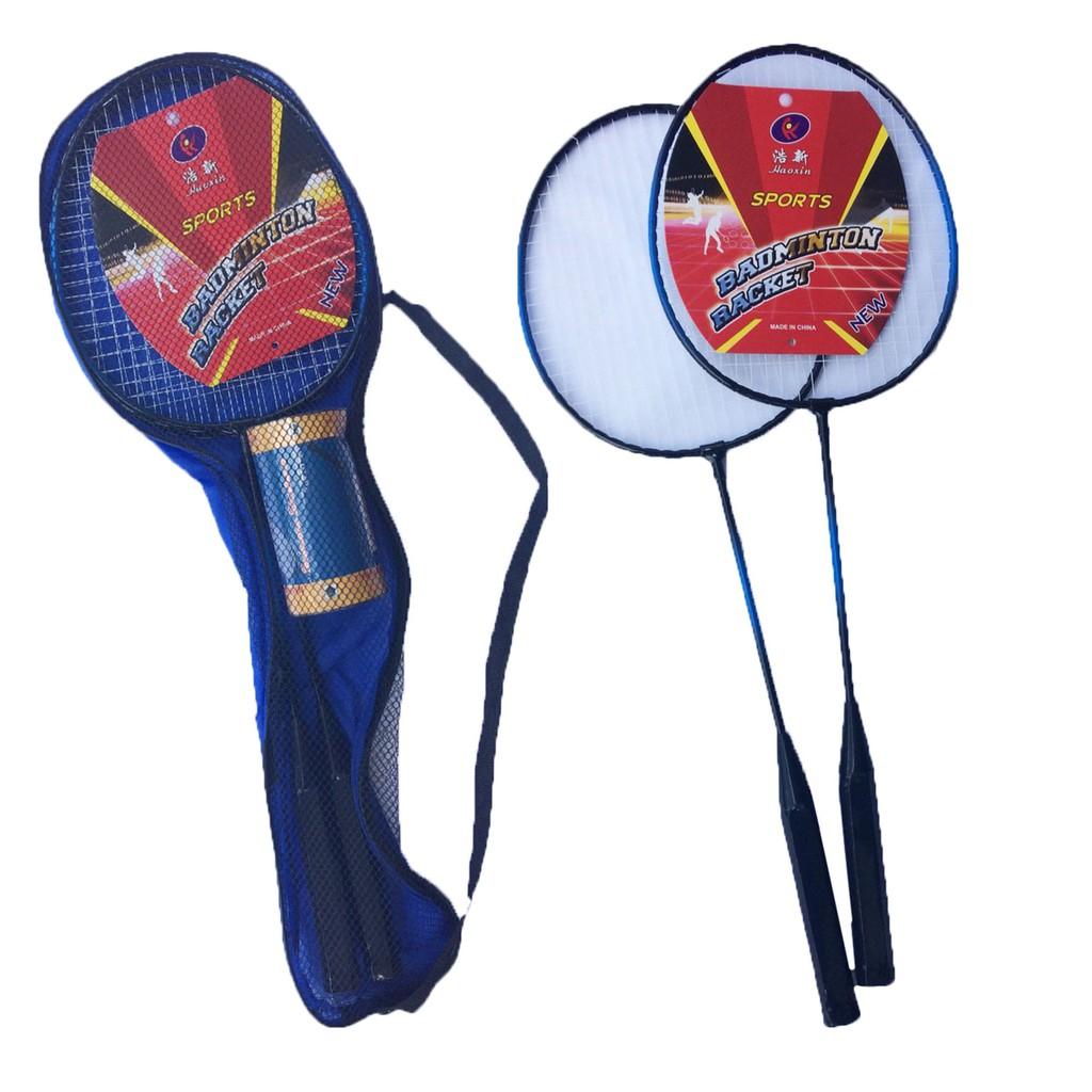 2x Badmintonschläger Paket Racket Strung Sporting 200 Active Racquet Origonal Sport Weitere Ballsportarten