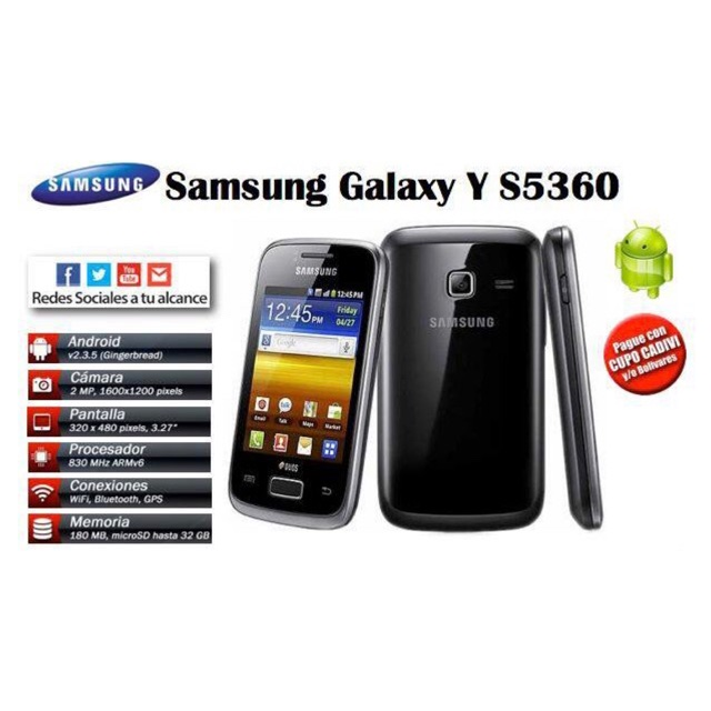 Samsung Free 5pcs back cover