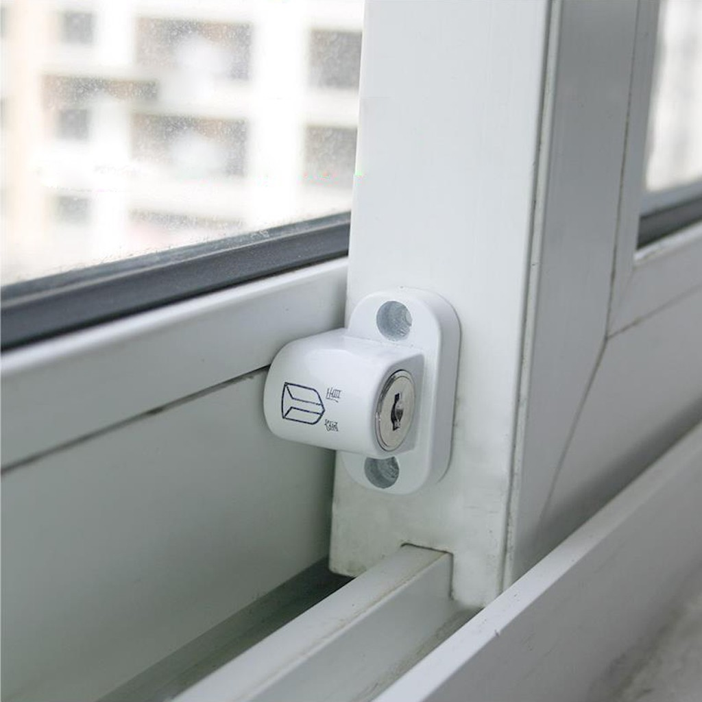 Security Child Sliding Door Patio Window Bolt Locking Catch Push Lock FG sfhs.org