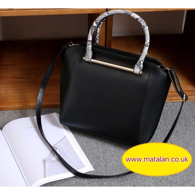 f6b108bf6813 Matalan Retro Refresh Bag