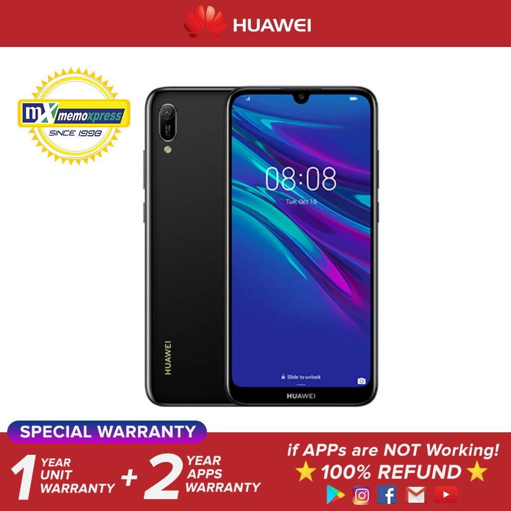 Huawei Y6 Pro 2019 3GB RAM | 32GB ROM