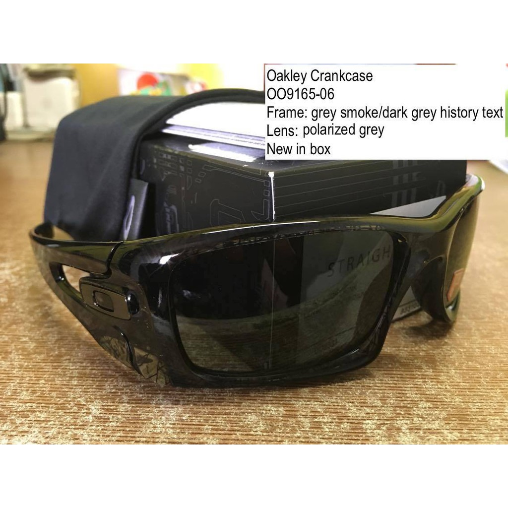 146b20363c Authentic Oakley Crankcase sunglasses shades