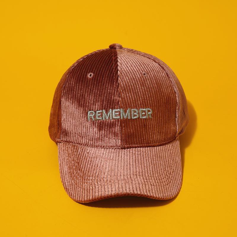 96f3e9d5801dd7 ProductImage. ProductImage. Hat female autumn and winter fashion silk corduroy  baseball ...