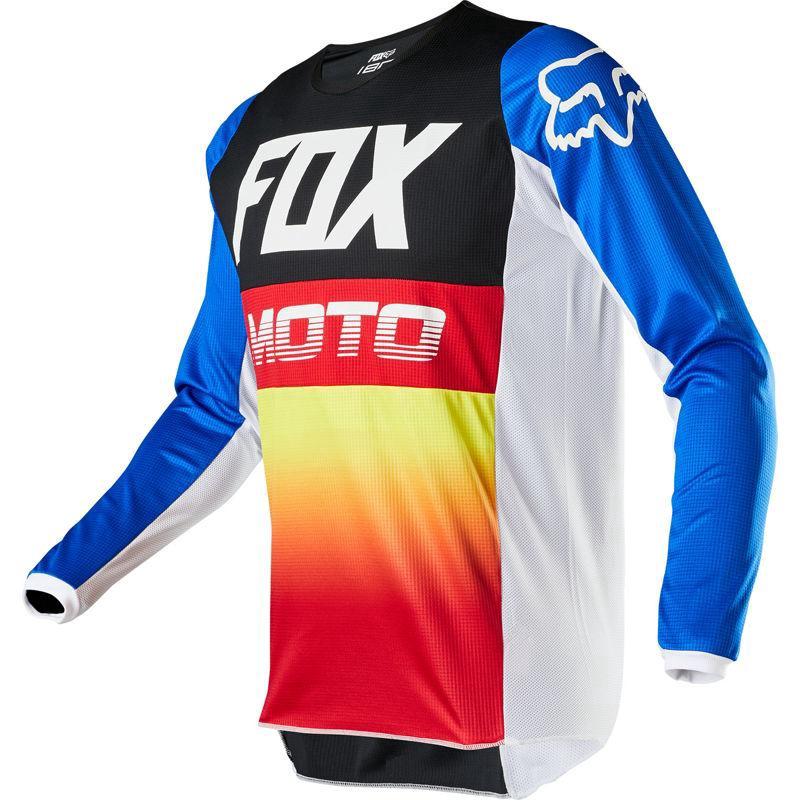 buy popular big discount shop best sellers Pro Fox Racing Gear Kits Moto Riding Gear Sets Motocross Jersey ...