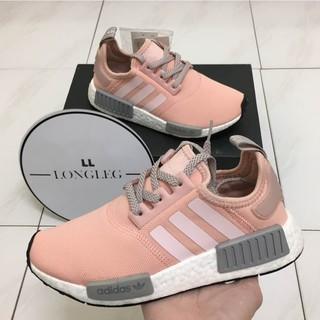 Adidas Originals NMD r1 pink grey