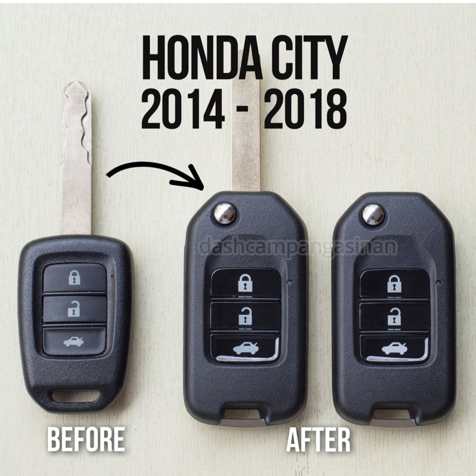 toyota corolla 2014 flip key