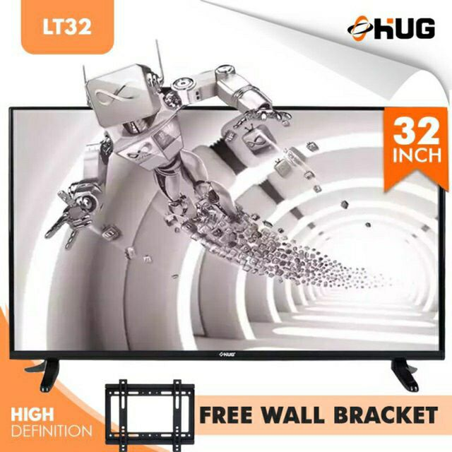 "LED TV HUG 32"" INCH  LT-32 Free/wall mount"