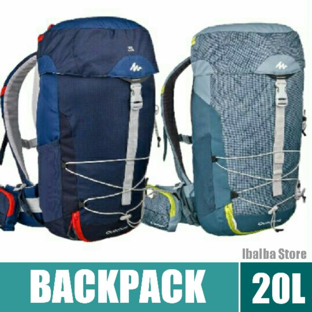 9eb7bc03eb4173 Decathlon Kipsta 20L Sports Bag | Shopee Philippines