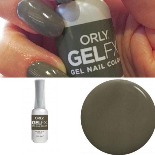 Orly Gel Fx Polish Olive You Kelly 9ml