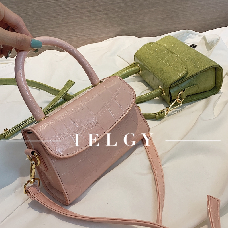 701e57da6ee IELGY Korean version of the wild Messenger bag fashion handbag fairy bag