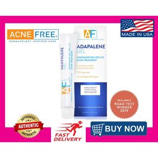 Differin Adapalene Acne Treatment Prescription Strength 15g 30