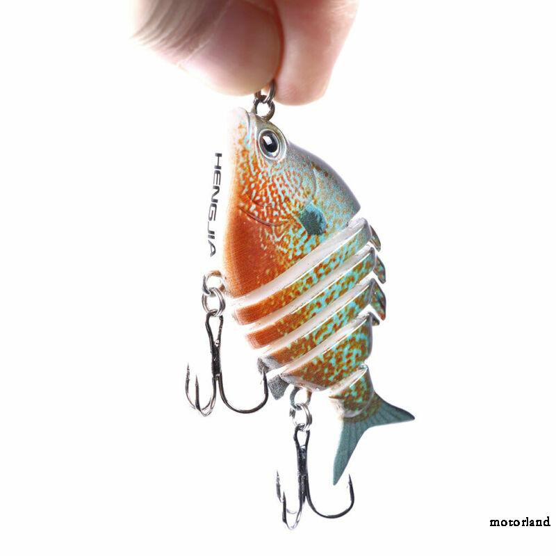 Details about  /5pcs ABS Artificial Simulation Fishing Lure Hard Fishing Baits For Saltwater And