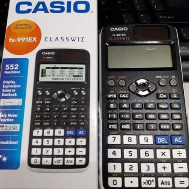 Casio Fx 991 EX CLASSWIZ Calculator ORIGINAL