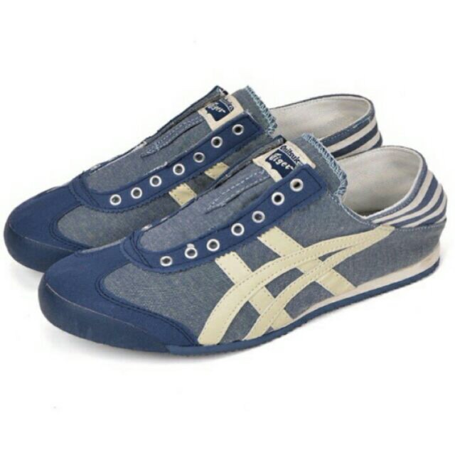 official photos a4791 7a99d Onitsuka Tiger Paraty Slip Ons (AUTHENTIC)
