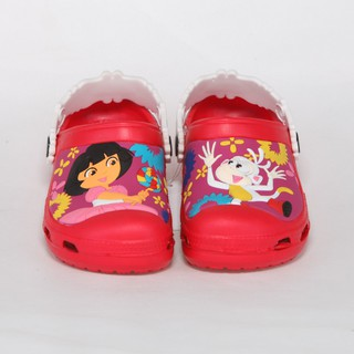 b13cc8f9301 Creative Crocs Kids Dora The Explorer (Candy Pink/Oyster) | Shopee ...