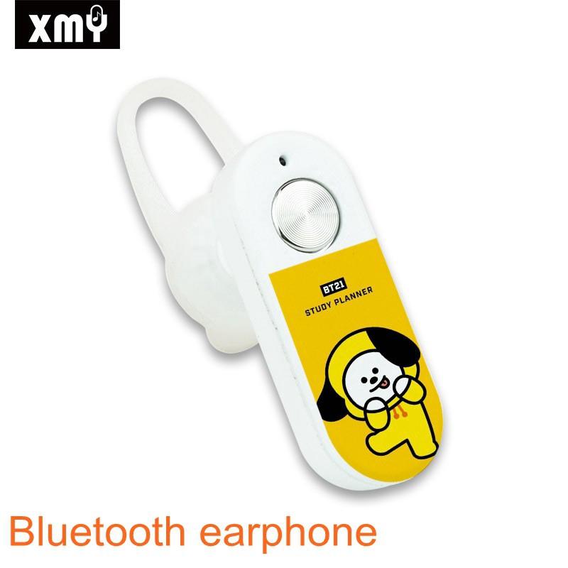 b6565036e58 ProductImage. ProductImage. Kpop Bt21 Bts Blackpink Earphone Wireless  Bluetooth Earphone