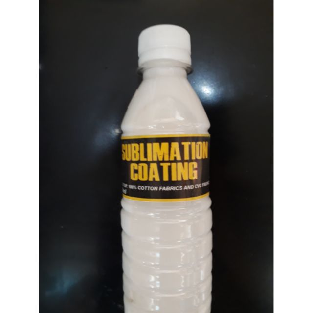 Sublimation coating