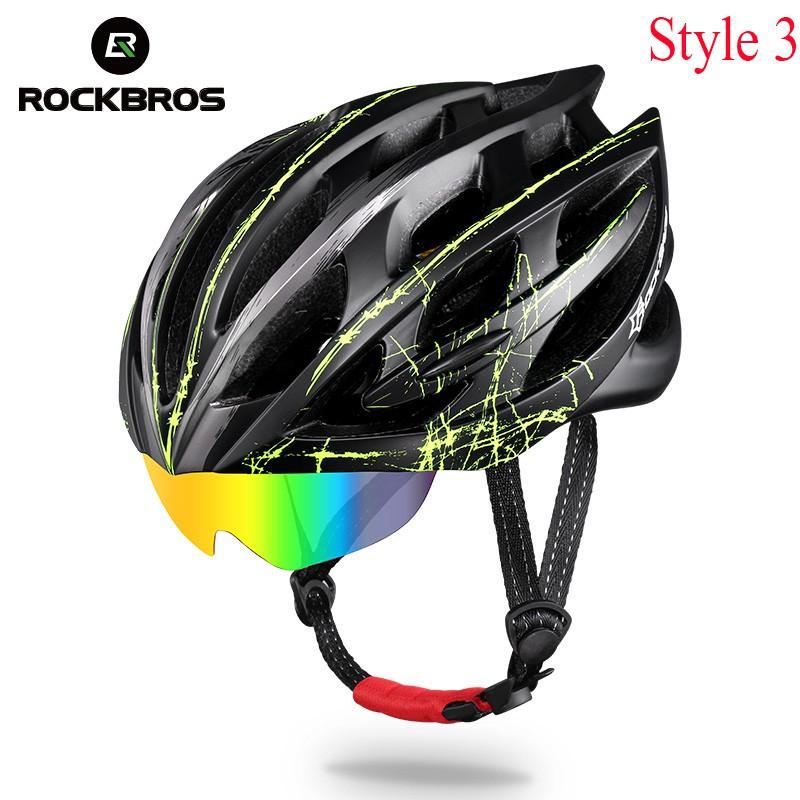 77ed9ac5e8c RockBros Cycling Road Bike MTB Protective Bicycle Helmet
