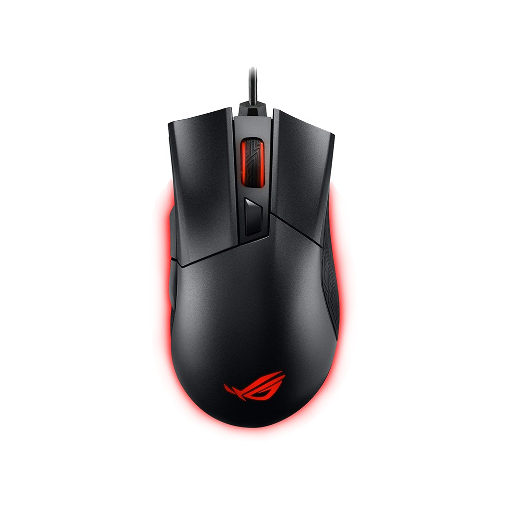 Replacement for Parts-ROG Gladius II Origin ASUS ROG Gladius II Origin Wired USB Optical Ergonomic FPS Gaming Mouse FEATURIN