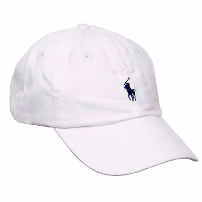 Cap Polo Ralph Lauren white