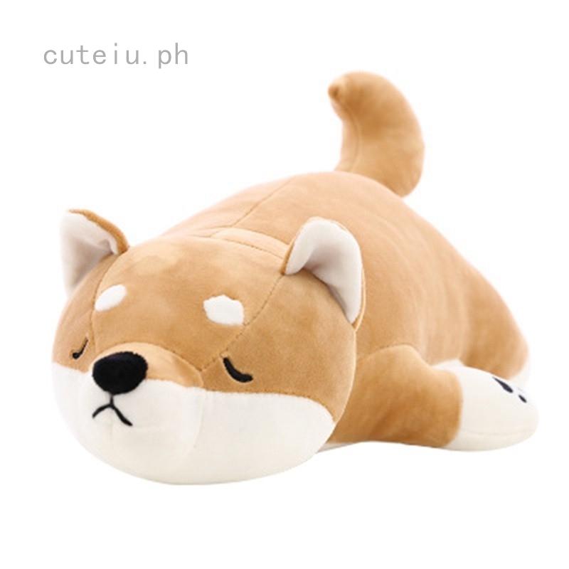 Mini Fat Shiba Inu Dog Plush Toy Doll