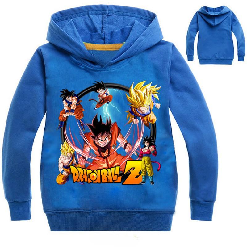 6866772ed689 Anime Dragon Ball Z Costume Son Goku Monkey King Clothes